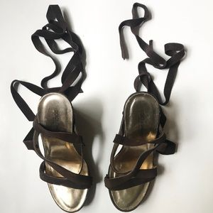 Dolce and Gabbana wedges Shoes size 35.5